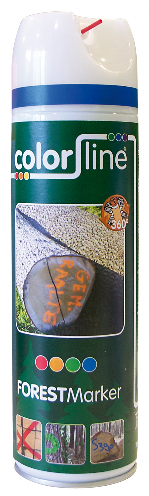 FOREST Marker - 500 ml - FLUO ROOD