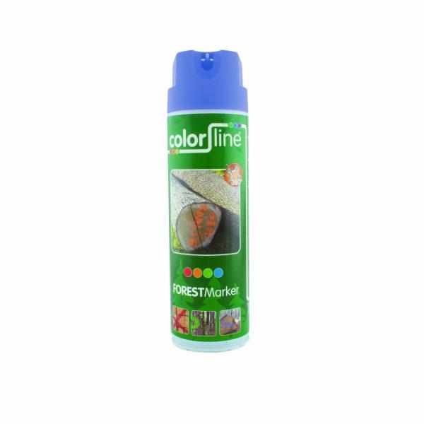 FOREST Marker - 500 ml - FLUO BLAUW