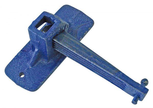 Clavet met spie, verstelbaar Ø 4 - 10 mm