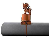 Kanaalboormachine voor boorbereik van 110 - 354 mm