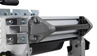 Bloksteenzaagmachine met zaagdiepte tot 280 mm