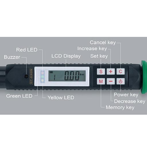Digitale momentsleutel DT-200N