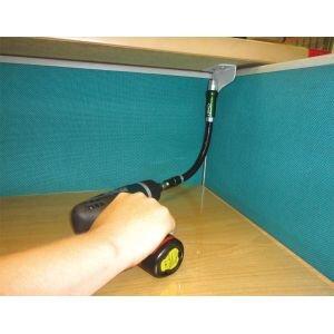 Verlengd flexibel verlengstuk met magnetische bithouder en snelsluiting