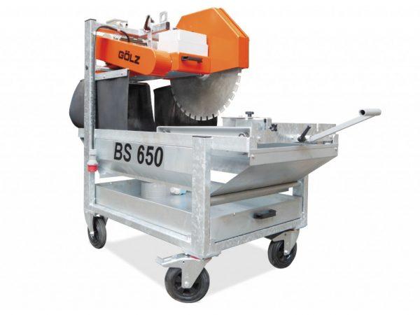 BS650 blokzaagmachine 400v 5.5kw