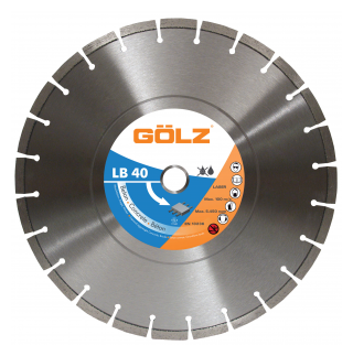 Beton - lasergelast (350 mm)