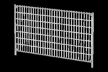 Bouwhek eco-solid met verstevigde hoeken