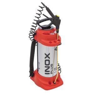 Hogedruksproeier INOX PLUS 10 L