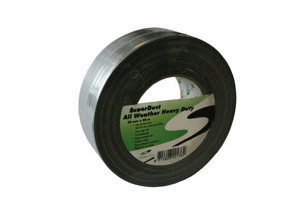 Tape SUPER DUCT HEAVY DUTY grijs - 50 mm x 50 m