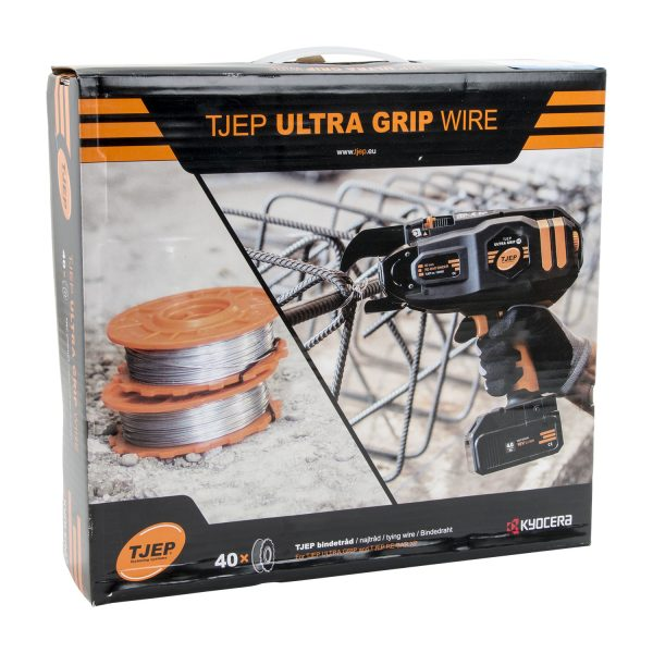 TJEP ULTRA GRIP WIRE, 40 stük