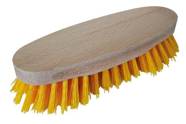 Handschuurborstel 210 mm met neus, mexillon vezels