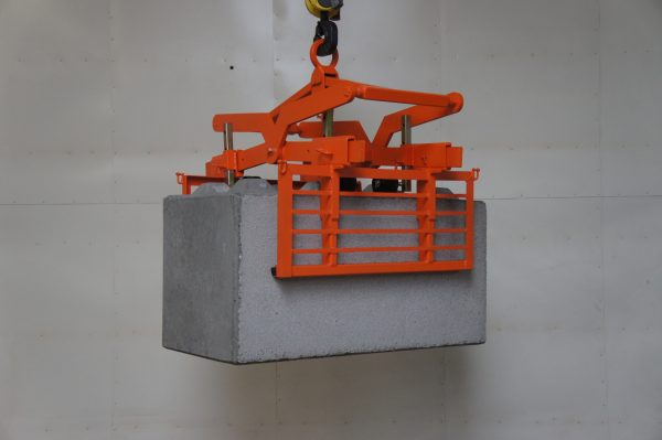 Mechanische automatische klem