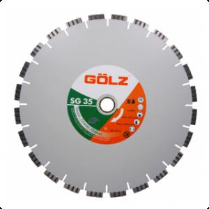 Graniet - turbo lasergelast (350 mm)
