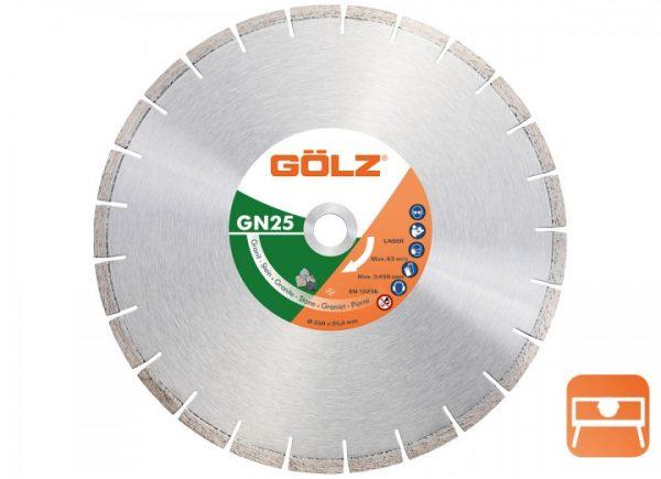 Graniet - lasergelast (400mm)