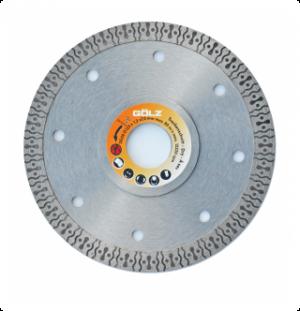 Turbo diamantzaag ( harde keramische tegels)
