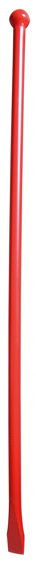 Breekstang rond Ø 28 mm - Bol/beitel - 1200 mm