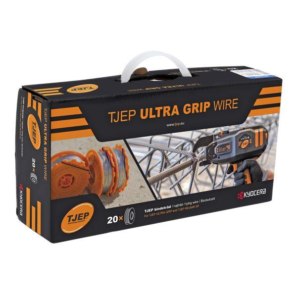 TJEP Vlechtmachine Ultra Grip 40 RE-BAR